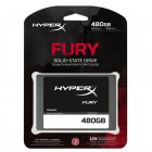 SSD Gamer HyperX Fury 480GB, SATA III 6GB/s Blister