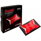SSD Gamer HyperX Savage 240GB, SATA III 6GB/s Box