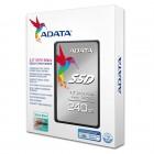 SSD Sata III Adata SP550,  240GB, 2.5