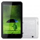 Tablet Amvox ATB-440 Branco/Preto, Memória 8GB, Quad Core, Tela 7