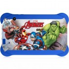 Tablet Multilaser Disney Vingadores NB240, Azul, Mem 8GB, Tela 7