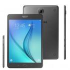 Tablet Samsung Galaxy Tab A P355M, Preto/Cinza, Memória 16GB, Tela 8'', Android 5.0 - Wi-Fi + 4G