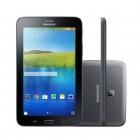 Tablet Samsung Galaxy Tab E T116B, Preto, Memória 8GB, Tela 7.0