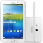 Tablet Samsung Galaxy Tab E T116BU, Branco, Memória 8GB, Tela 7.0
