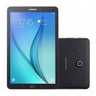 Tablet Samsung Galaxy Tab E T561M, Preto, Memória 8GB, Câm 5MP, Tela 9.6