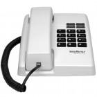 Telefone Com Fio IntelBras TC 50 Premium 4080085 Branco