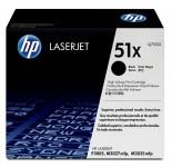Toner HP 51X Preto Q7551X