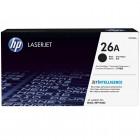 Toner HP Laserjet 26A Preto - CF226AB