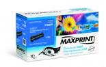 Toner Maxprint 85A Preto CE285A