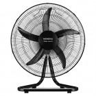 Ventilador de Mesa 50cm Mondial VM-PRO-55, 3 Níveis de Velocidade, 5 Pás, 125W, Bivolt - Preto