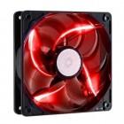 Ventoinha Cooler Master Sickleflow X, 120mm, 2000 RPM, LED Vermelho - R4-SXDP-20FR-R1