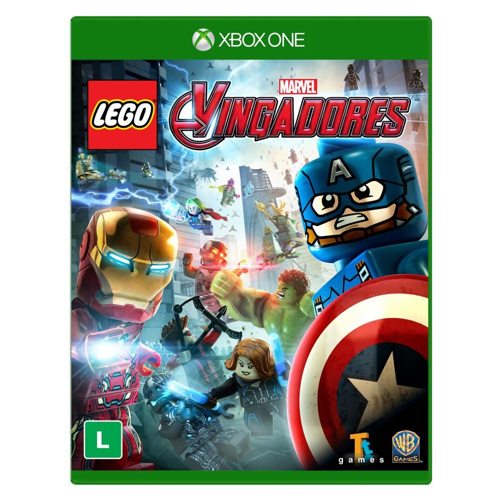 Resultado de imagem para Jogo Lego Marvel Avengers - XBOX ONE