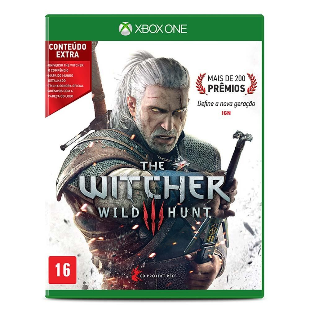 jogo the witcher 3 wild hunt xbox one. Black Bedroom Furniture Sets. Home Design Ideas