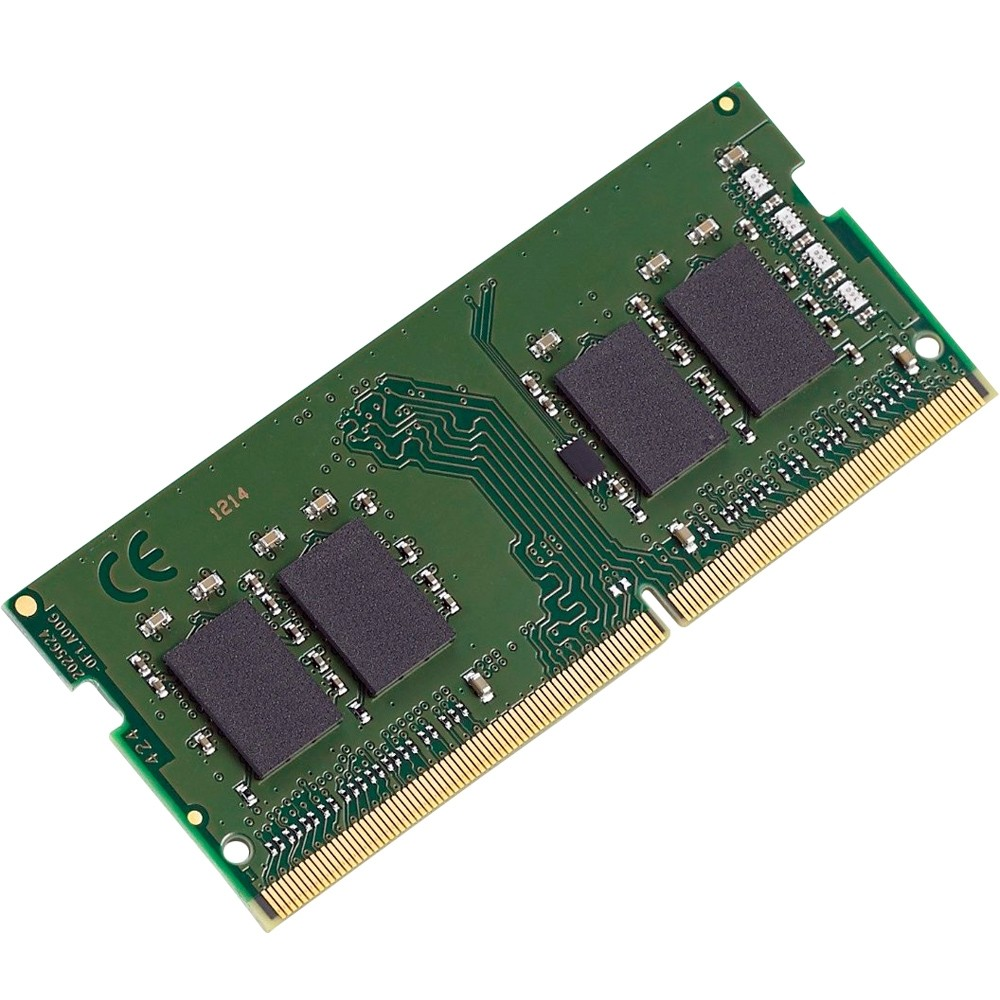 Memória Notebook Kingston DDR4, 4GB, 2133MHZ, NON - ECC, CL15, SODIMM - KVR21S15S8 / 4