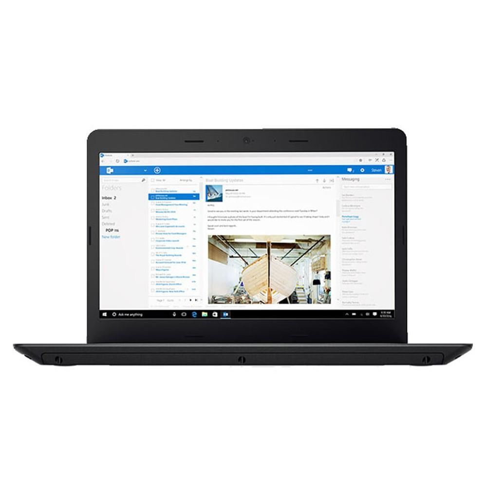 Notebook Lenovo Thinkpad E470 20H20003BR, Intel Core I5 - 7200U, HD 500GB, RAM 8GB, Tela 14 ´, W 10 Pro