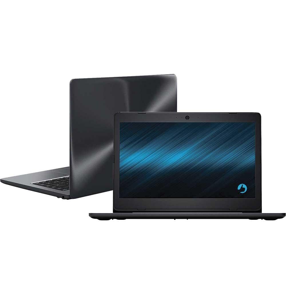 Notebook Positivo Stilo XCI3650, Intel Celeron, RAM 4GB, HD 500GB, Tela 14 ´, Linux