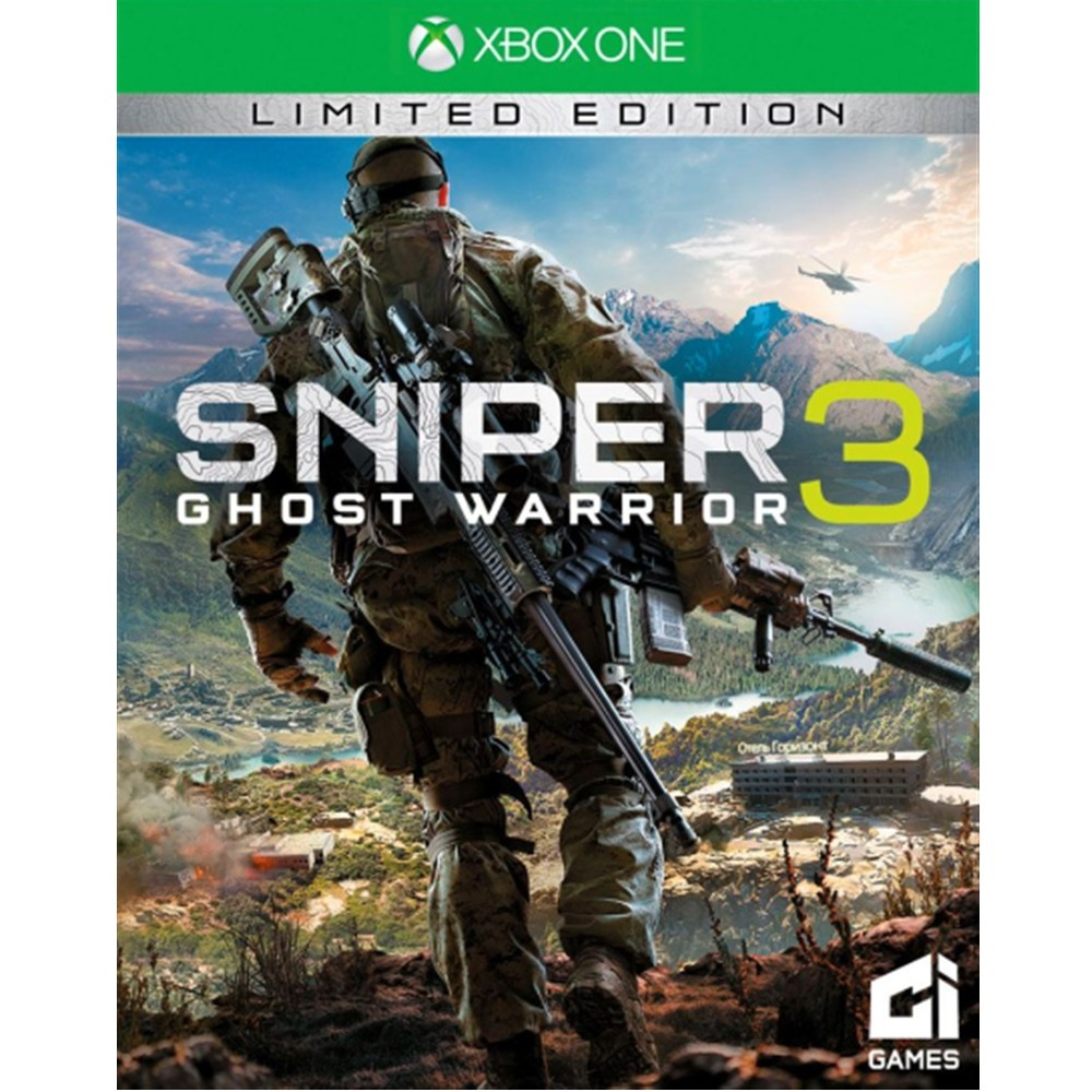 Book Cover Background Xbox One : Sniper ghost warrior xbox one