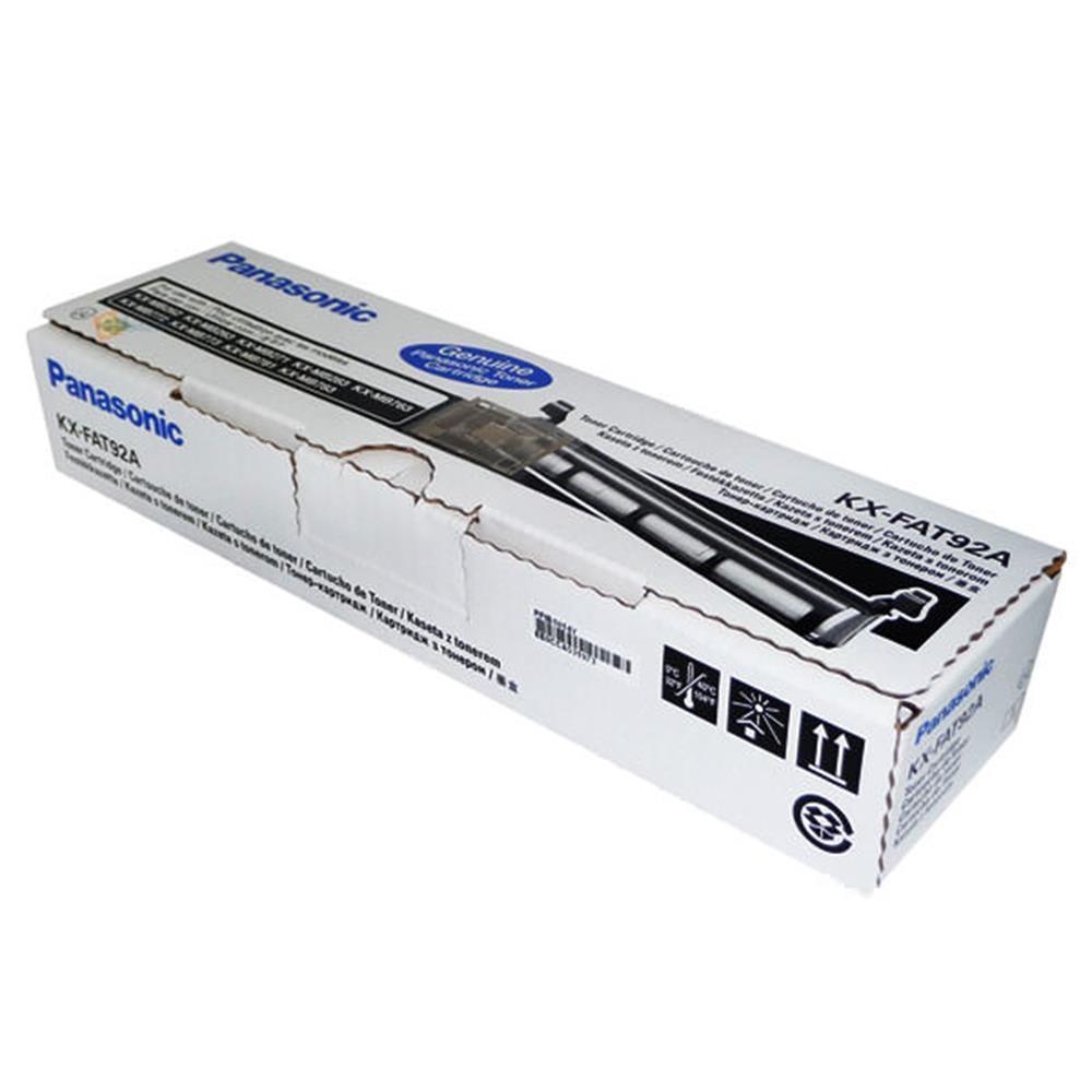 Toner Panasonic Preto KX - FAT92A