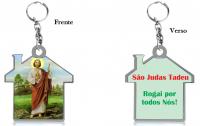Chaveiro Personalizado São Judas
