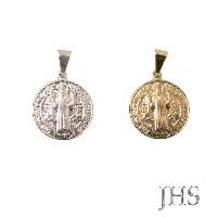 Medalha Mini São Bento