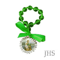 Medalhão de Porta com São José