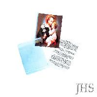 Saquinho para Lembrancinha com Cartela Personalizável - 5x6,5cm