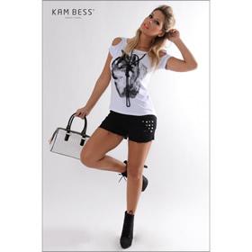 Imagem - Shorts Jeans Black