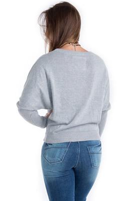 Imagem - Blusa de Fio com Decote