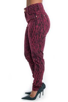 Imagem - Calça Hot Pants Zebra