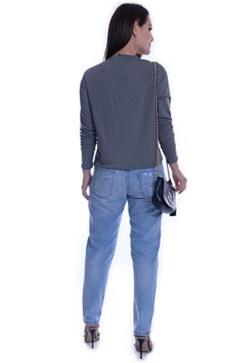 Imagem - Calça Jeans Boyfriend Destroyed
