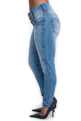 Imagem - Calça Jeans Destroyed