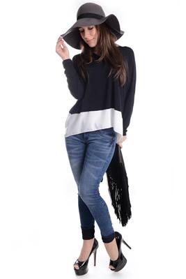 Imagem - Calça Jeans Skinni