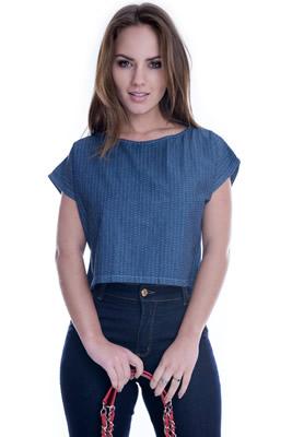 Imagem - Cropped Jeans