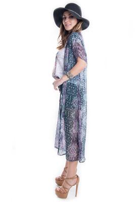 Imagem - Kimono Estampado