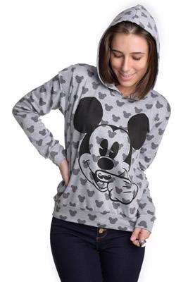 Imagem - Moletom Mickey com Capuz