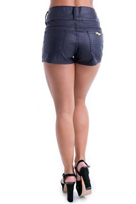 Imagem - Shorts Jeans Resinado
