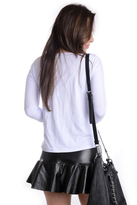 Imagem - T-shirt com Bolso
