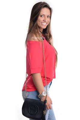 Imagem - T-shirt Decote Redondo