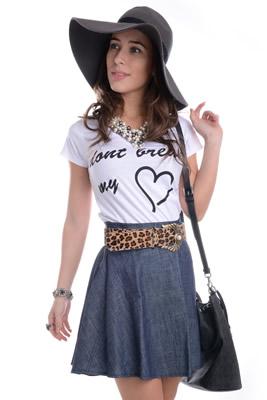 Imagem - T-shirt Don't Break My Heart