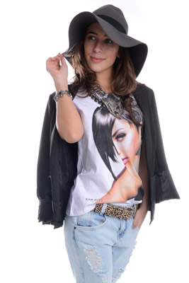 Imagem - T-shirt Girl