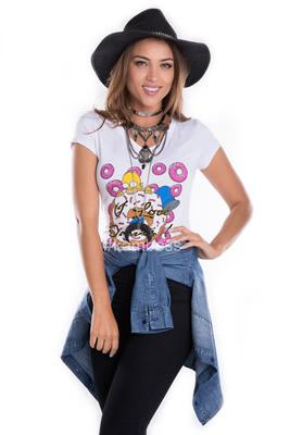 Imagem - T-shirt Love Donuts