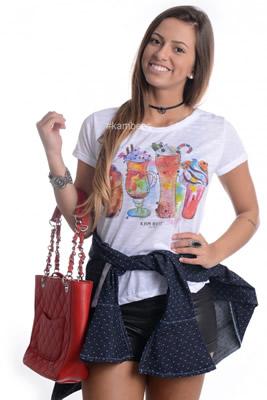 Imagem - T-shirt Milk Shake