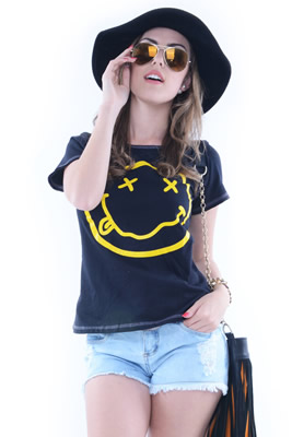 Imagem - T-shirt Nirvana