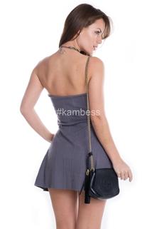 Imagem - Vestido de Bandagem com Bojo