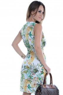 Imagem - Vestido Floral