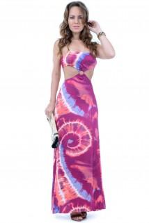 Imagem - Vestido Longo com Argola