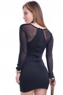 Imagem - Vestido Montaria com Tule