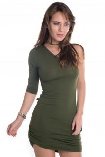 Imagem - Vestido Ombreira de Spyke