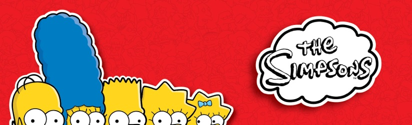 Simpsons Shoes - Banner da lista de produtos