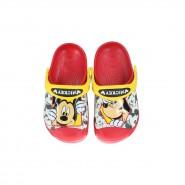 Babucha Infantil Crocs Mickey